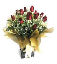 Ordu internetten çiçek satışı  11 adet kirmizi gül  buketi