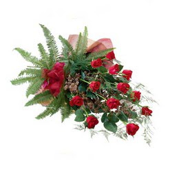 Ordu internetten çiçek siparişi  10 adet kirmizi gül özel buket çiçek siparisi