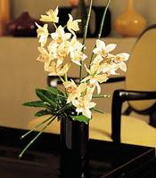 Ordu çiçek siparişi sitesi  cam yada mika vazo içerisinde dal orkide