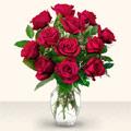 Ordu İnternetten çiçek siparişi  10 adet gül cam yada mika vazo da