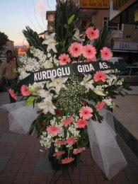 kazablanka,gerbera,sebboy ferforje  Ordu ucuz çiçek gönder