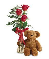 oyuncak ve güller tanzim   Ordu çiçek yolla