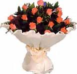 11 adet gonca gül buket   Ordu çiçek yolla , çiçek gönder , çiçekçi