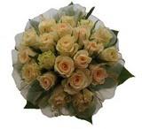 12 adet sari güllerden buket   Ordu cicek , cicekci