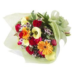 karisik mevsim buketi   Ordu güvenli kaliteli hızlı çiçek
