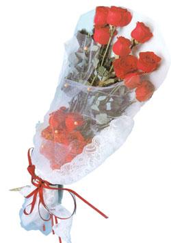 11 adet kirmizi güller buket tanzimi   Ordu hediye çiçek yolla