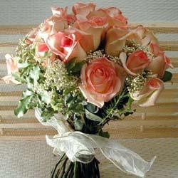 12 adet sonya gül buketi    Ordu çiçek gönderme sitemiz güvenlidir