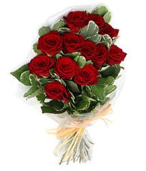 Ordu yurtiçi ve yurtdışı çiçek siparişi  9 lu kirmizi gül buketi.