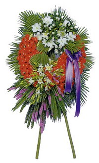 Ordu çiçek siparişi vermek  cenaze çelengi