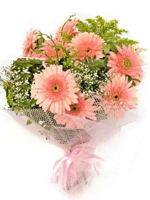 Ordu çiçek gönderme  11 adet gerbera çiçegi buketi