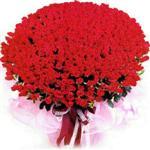 Ordu güvenli kaliteli hızlı çiçek  1001 adet kirmizi gülden çiçek tanzimi