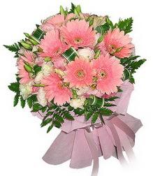 Ordu online çiçek gönderme sipariş  Karisik mevsim çiçeklerinden demet