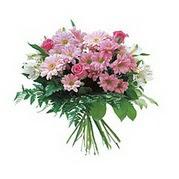 karisik kir çiçek demeti  Ordu çiçek gönderme