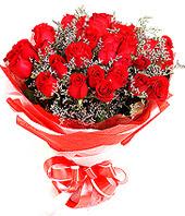 11 adet kaliteli görsel kirmizi gül  Ordu çiçek yolla