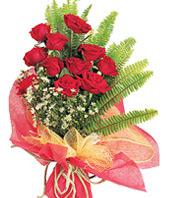11 adet kaliteli görsel kirmizi gül  Ordu çiçek gönderme