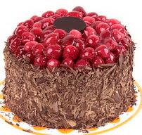 çikolatali franbuazli yas pasta 4 ila 6  Ordu çiçek gönderme sitemiz güvenlidir