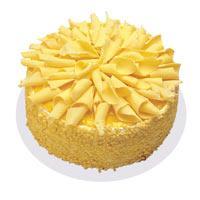 Muzlu pasta 4 ile 6 kisilik yas pasta  Ordu çiçek yolla