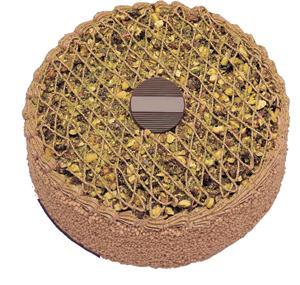Krokanli 4 ile 6 kisilik yas pasta leziz  Ordu çiçek gönderme sitemiz güvenlidir