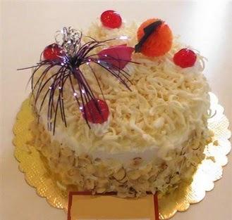 pasta siparisi 4 ile 6 kisilik yaspasta mis lezzette  Ordu çiçek yolla