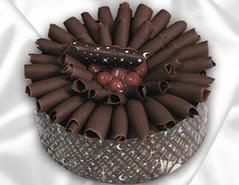 online pasta satisi 4 ile 6 kisilik çikolatali meyvali yaspasta  Ordu online çiçek gönderme sipariş