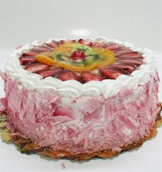 görsel pastacilar 4 ile 6 kisilik yas pasta karisik meyvali  Ordu anneler günü çiçek yolla