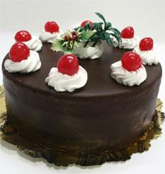 4 ile 6 kisilik yas pasta çikolatali taze pastaci  Ordu uluslararası çiçek gönderme