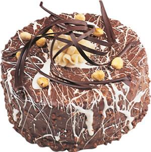 pasta satisi 4 ile 6 kisilik çikolatali yas pasta  Ordu online çiçekçi , çiçek siparişi