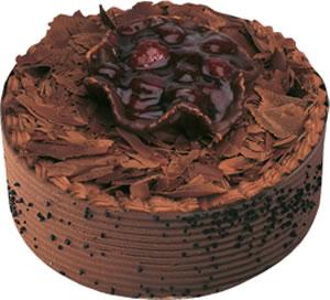 pasta satisi 4 ile 6 kisilik çikolatali yas pasta  Ordu çiçekçi telefonları