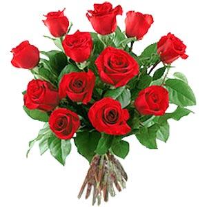 11 adet bakara kirmizi gül buketi  Ordu çiçek mağazası , çiçekçi adresleri