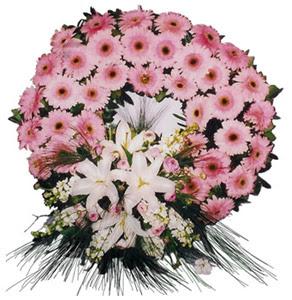 Cenaze çelengi cenaze çiçekleri  Ordu çiçekçiler