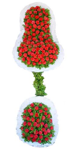 Dügün nikah açilis çiçekleri sepet modeli  Ordu çiçek siparişi vermek