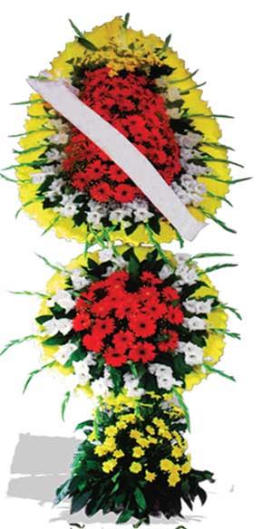 Dügün nikah açilis çiçekleri sepet modeli  Ordu İnternetten çiçek siparişi