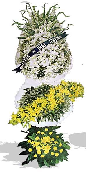 Dügün nikah açilis çiçekleri sepet modeli  Ordu çiçekçi telefonları