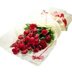 Çiçek gönderme 13 adet kirmizi gül buketi  Ordu çiçek gönderme