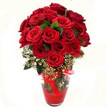 Ordu hediye çiçek yolla   9 adet kirmizi gül