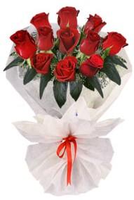 11 adet gül buketi  Ordu internetten çiçek satışı  kirmizi gül