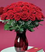 Ordu anneler günü çiçek yolla  11 adet Vazoda Gül sevenler için ideal seçim