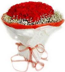 Ordu çiçek siparişi sitesi  41 adet kirmizi gül buketi