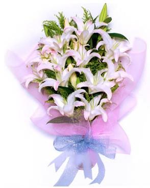 5 dal kazablankadan muhteşem buket  Ordu çiçek , çiçekçi , çiçekçilik