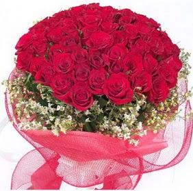 Ordu güvenli kaliteli hızlı çiçek  29 adet kırmızı gülden buket