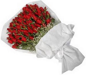 Ordu online çiçekçi , çiçek siparişi  51 adet kırmızı gül buket çiçeği