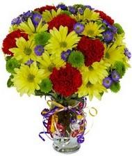 En güzel hediye karışık mevsim çiçeği  Ordu çiçek , çiçekçi , çiçekçilik