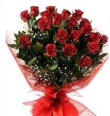 İlginç Hediye 21 Adet kırmızı gül  Ordu internetten çiçek satışı