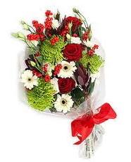 Kız arkadaşıma hediye mevsim demeti  Ordu internetten çiçek siparişi