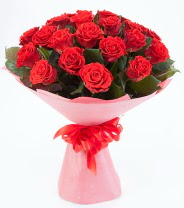 12 adet kırmızı gül buketi  Ordu hediye çiçek yolla