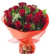 12 adet görsel bir buket tanzimi  Ordu çiçekçiler