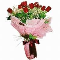 Ordu hediye çiçek yolla  12 adet kirmizi kalite gül