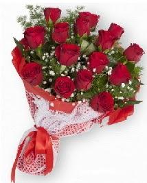 11 kırmızı gülden buket  Ordu çiçek mağazası , çiçekçi adresleri