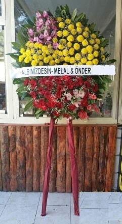 Ordu uluslararası çiçek gönderme  Cenaze çiçek modeli