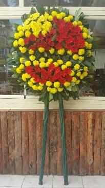 Cenaze çelengi çiçek modeli  Ordu çiçek online çiçek siparişi